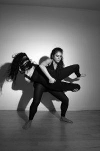 """""""Terra de Fuochi/Land of Fires"""" choreographer Bianca Falco dancers Laura Orfanelli, Bianca Delli Priscoli photographer Barbara Gentile"""